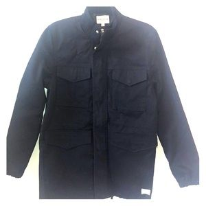 Five Four Club Utility Jacket Navy size small mens
